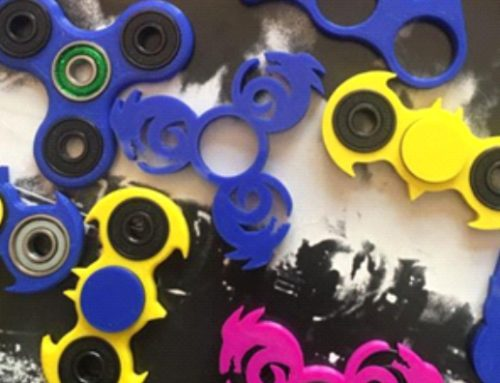 FIDGET SPINNERS – TOYS OR TOOLS